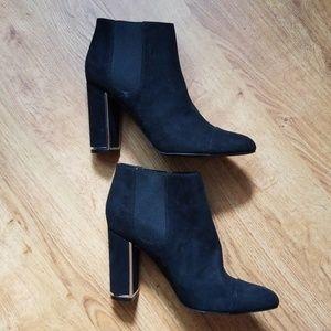 NWT Unisa Black Booties - Size 9
